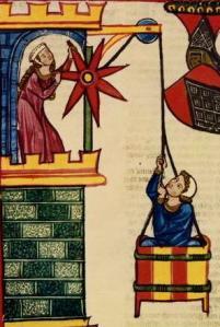 True medieval love
