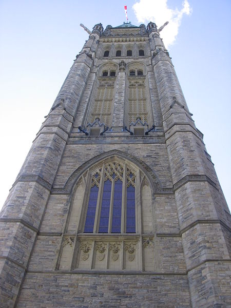 Peace Tower, Canadian Parliament Buildings