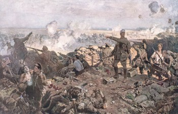 The Second Battle of Ypres