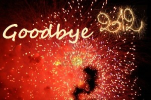 Goodbye 2012! (English New Year, by Amgalanbaatar, licensed under Creative Commons (CC BY-SA 3.0))