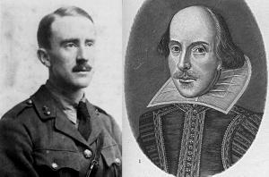 Tolkien, Shakespeare