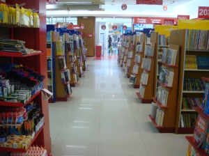 National Bookstore, by Ramon FVelasquez. Licensed under Creative Commons.